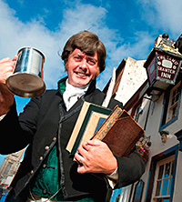 Pubs ready to tell their tales