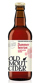 • Old Mout Cider is targeted at the 18-24 year old market.