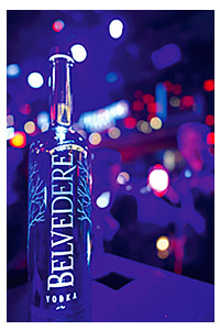 Vodka sheds new light on clubs