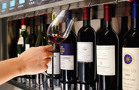 • The right equipment on the back-bar can help boost an outlet's revenues, say suppliers.