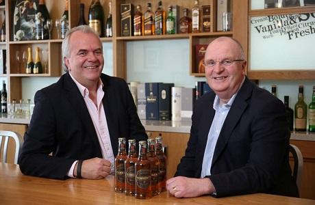 Brian Calder and John Gilligan