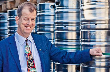 Peter Bronsman bought Kopparberg Brewery in 1994.