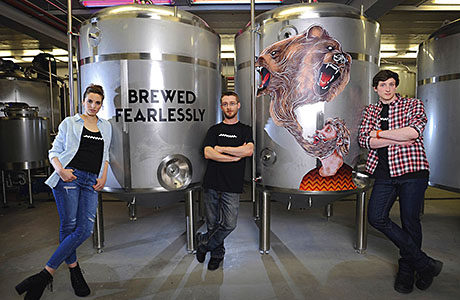 Drygate Brewers