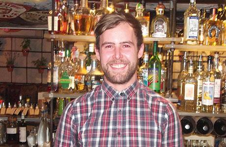 Nicky Craig, Basement Bar & Restaurant, Edinburgh