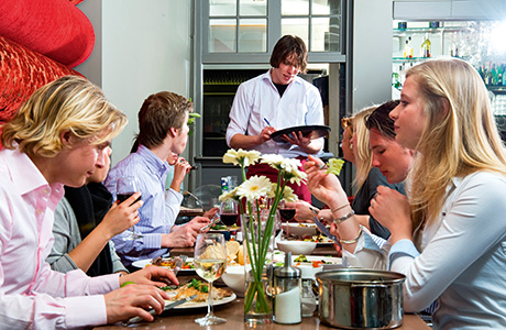 • The cost of eating out is no longer as paramount as it once was, according to a new survey.