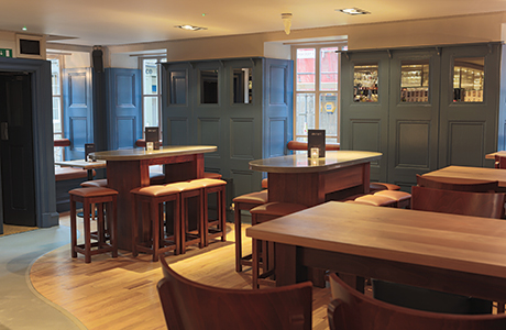 • Element on Rose Street has been revamped.