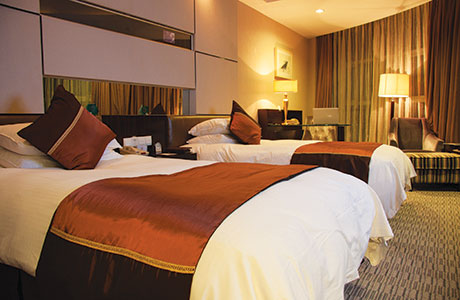 • The Commonwealth Games resulted in a rise in hotel room occupancy rates.