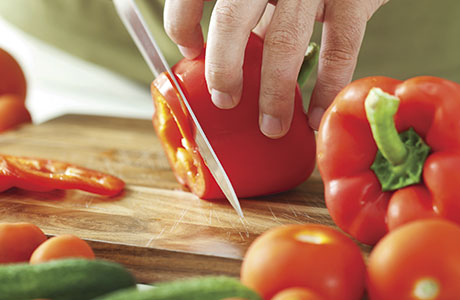 """• Health food suppliers suggested chefs """"take responsibility"""" for the nutritional values of dishes."""