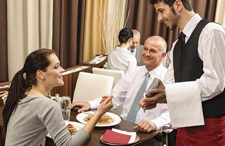 """• The hospitality industry has suffered an """"image problem"""" but it offers an excellent career path, says Hazel Neill."""