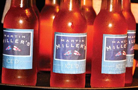 Bottled cocktails could prove popular.