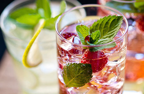 • Premium gins are proving popular during a boom in small-batch gin production in Scotland.