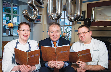 • The Unicorn Inn is the 500th venue to receive a Taste Our Best award.