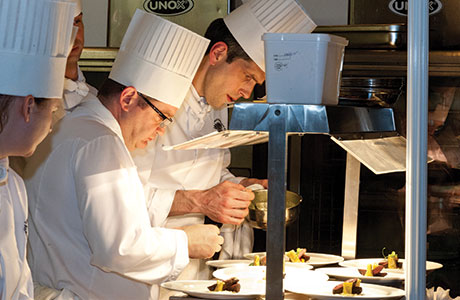 • This year's ScotHot exhibition will also host the 30th annual Scottish Culinary Championships.