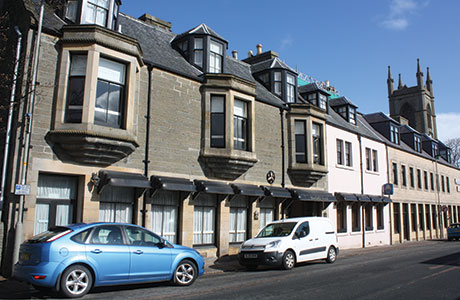 • The Pentland Hotel has 42 letting rooms.