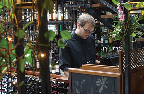 • Marshall Bass, head sommelier, believes Coravin will open up the wine list.