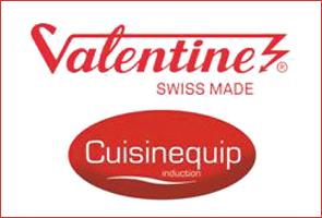 Valentine Equipment Ltd, Cuisinequip, ScotHot