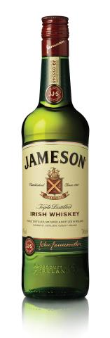 Jameson 700ml Glass