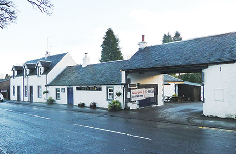 • The Old Mill in Killearn is a former weaving mill which dates back to 1774.