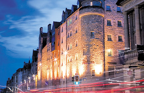 • The Radisson Blu on Edinburgh's Royal Mile has been sold to a German investor.