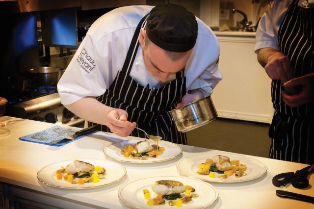 Scothot chef