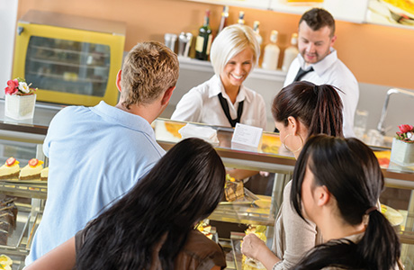 Slow service or receiving incorrect orders was cited as the biggest bugbear.