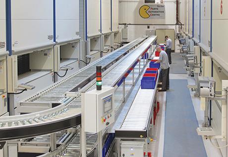 Parts Automation Centre