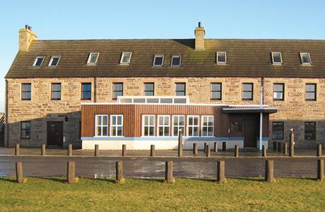 Property 1 - Sands Hotel, Orkney