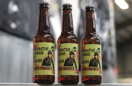 • BrewDog has bolstered its range with two new craft beers, which include its first gluten-free brew.