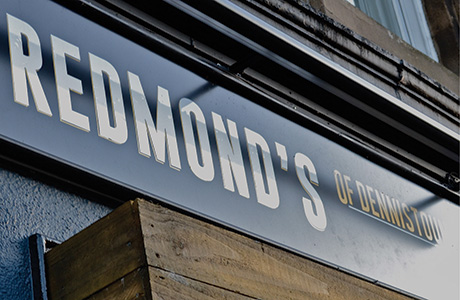 Redmond's of Dennistoun, Glasgow
