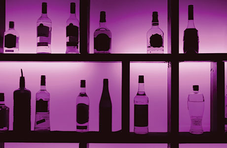 • An outlet's drinks offer dictates some of the back-bar equipment required in a venue.