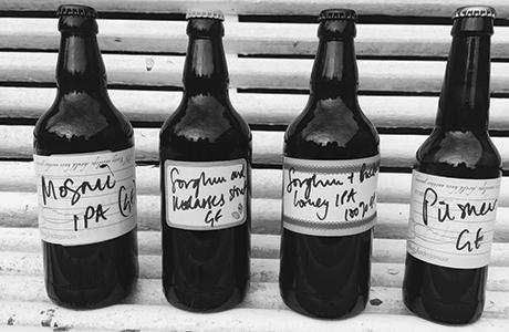 First brewed Bellfield beers [5]