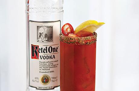 Ketel One Full Bottle