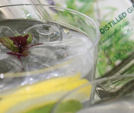 distilled gin