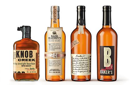 052Beam Sunttory bourbons