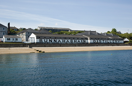 Distillers say the additional flights to Islay will help boost visitor numbers.