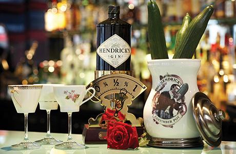 William Grant & Sons' premium gin brand Hendrick's
