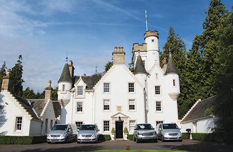Pittormie Castle