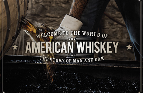 Welcome to the World of American Whiskey