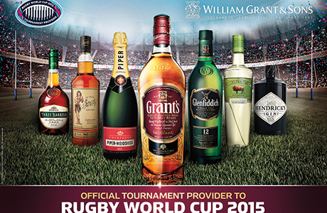 Wm Grant Rugby World Cup