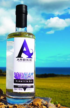 Arbikie Kirsty's Ginx