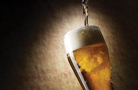 shutterstock_pint of beer