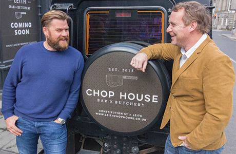 Leith Chop House