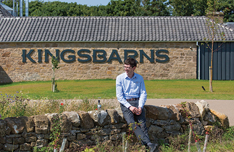 Peter, Kingsbarns DIstillery