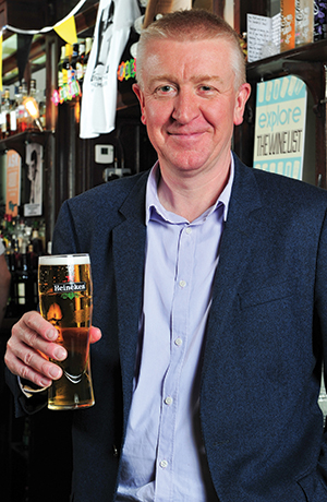Chris Jowsxey, Star Pubs & Bars