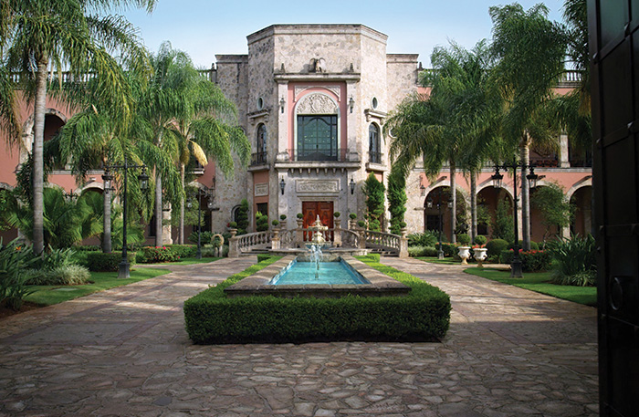 • Patron is based in the Mexican state of Jalisco. It aims to grow bar sales.