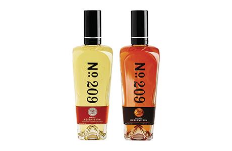 No 209 Barrel Reserve Gins