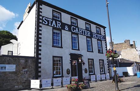 Star and Garter