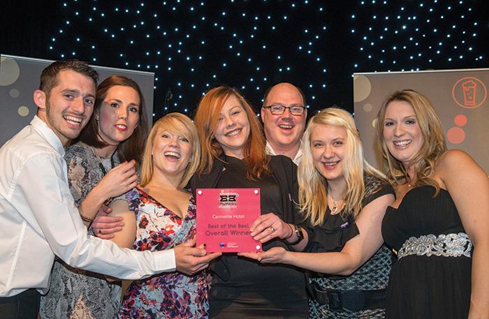 10/11/15 Aberdeen BEST BAR NONE awards