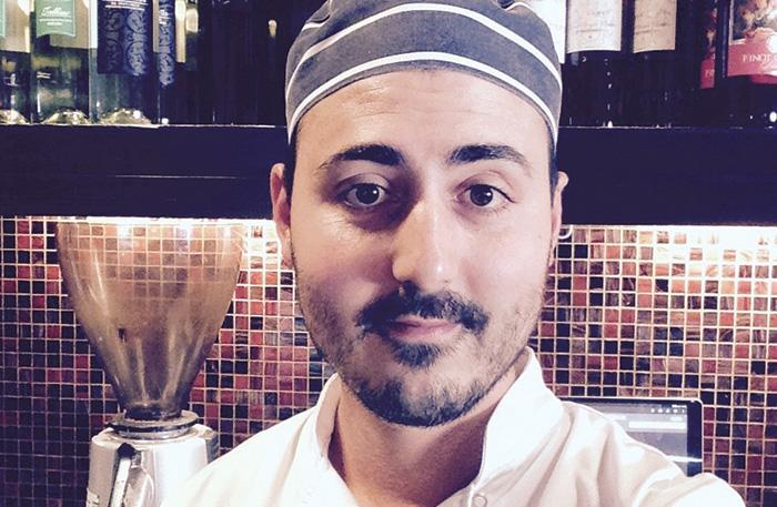 Chef Cristain Simone