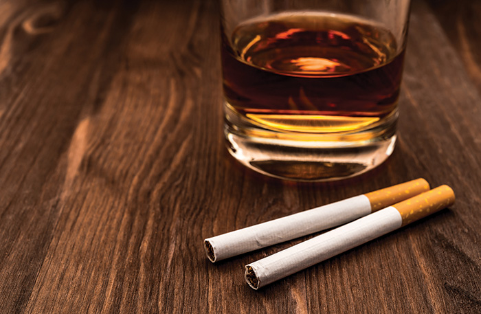 shutterstock_whisky and cigarettes